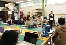 宮城大学デザイン情報学科『造形デザイン演習Ⅱ』特別レクチャー