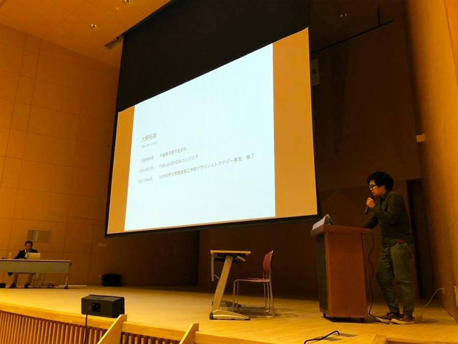 徳島文理大学 公開授業「集客交流産業論」にて大網が講演しました